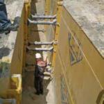 blindaggio scavo sbh