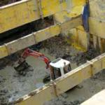moduli di blindaggio scavo