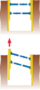 Blindaggio fino a 4.0 m di profondità